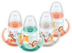 Бутылочка NUK First Choice Disney с ручками и силиконовой соской,150мл.