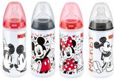 Бутылочка NUK First Choice Plus Disney Mickey Mouse с силиконовой соской, 300мл