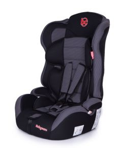 Автокресло Baby Care Upiter Plus Black/Grey, 9-36кг