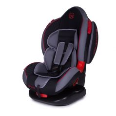 Автокресло Baby Care Polaris Isofix Black/Grey 1023, 9-25кг