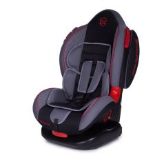 Автокресло Baby Care Polaris Isofix Grey/Black, 9-25кг